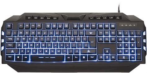 Keyboard Macro gaming keyboard with macro and backlighting pc cl200fr nacon bigben en audio gaming
