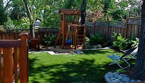 kid friendly backyard landscaping ideas awesome small backyard playground ideas garden decors