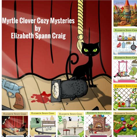 a in the trunk a myrtle clover cozy mystery volume 12 books myrtle clover cozy mysteries elizabeth spann craig