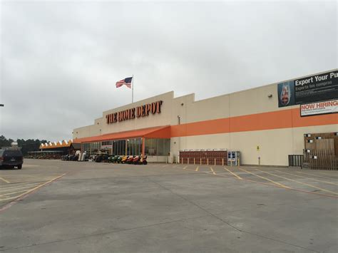 the home depot at 6119 fm 1488 magnolia tx on fave