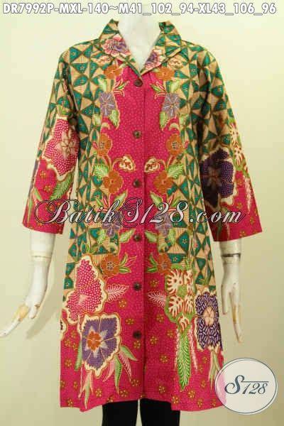 Baju Wanita Muda Aneka Busana Batik Wanita Muda Dan Dewasa Dress Batik