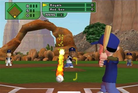 online backyard baseball backyard baseball logo
