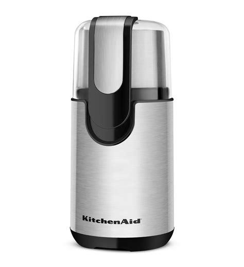 Coffee Grinder kitchenaid 174 blade coffee grinder bcg111ob onyx black kitchenaid