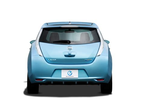 nissan leaf back nissan leaf cars news videos images websites wiki