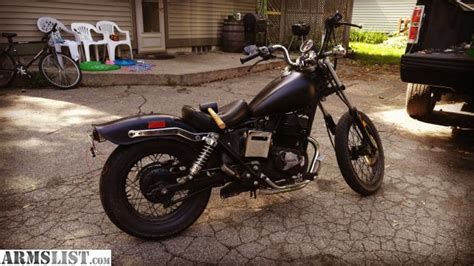 1985 Honda Rebel by Armslist For Sale Trade 1985 Honda Rebel 250