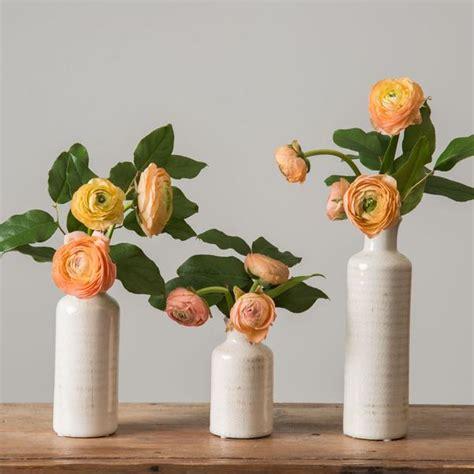 norah vase magnolia chip joanna gaines white assorted vase magnolia chip joanna gaines