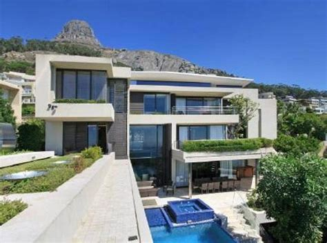 5 of the most expensive houses in cape town