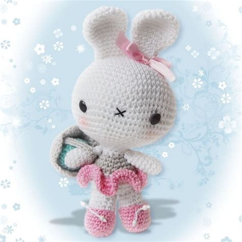 Etsy Rabbit Pattern | amigurumi easter bunny pattern by pepika on etsy