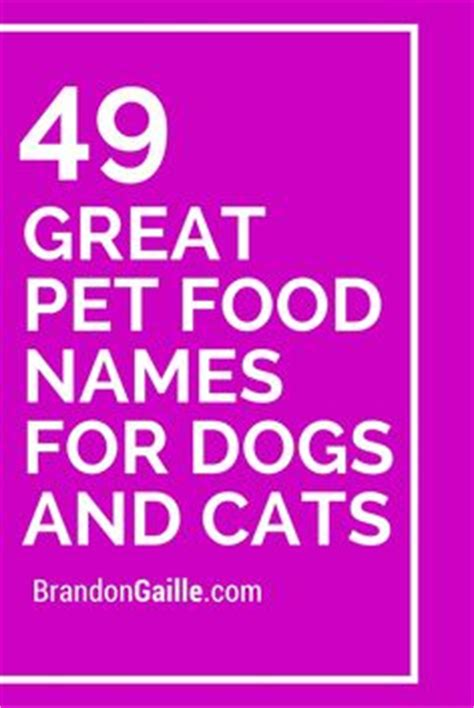 food names for dogs 37 creative shop names shop names shops and creative