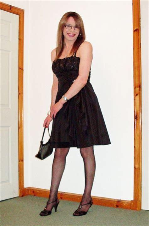 crossdress pics beautiful transgender in a dress enjoying the nightlife