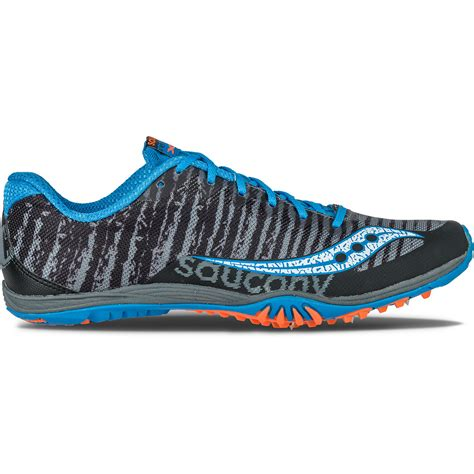 track shoes with spikes saucony kilkenny xc s running spikes aw16 183 spike