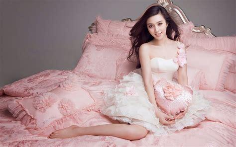 19 wallpaper gambar foto wanita cantik fan bing seni rupa