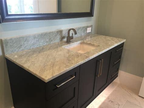 white bathroom vanity with black countertop countertop gallery