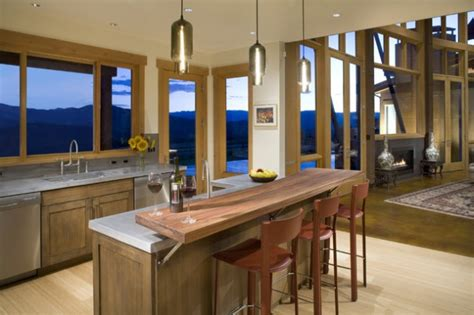 30 elegant contemporary kitchen ideas 30 elegant contemporary breakfast bar design ideas