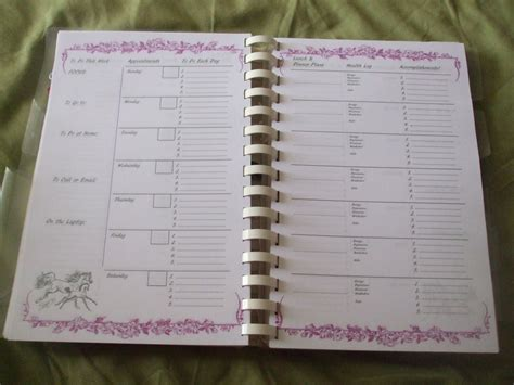 build a planner cute diy planners