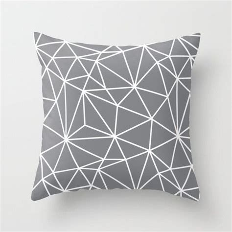 grey patterned cushions 17 best ideas about gray fabric on pinterest paint