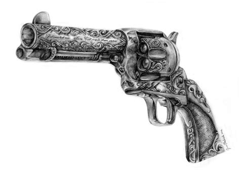 peacemaker tattoo designs colt peacemaker illustrator machnicki tattoos
