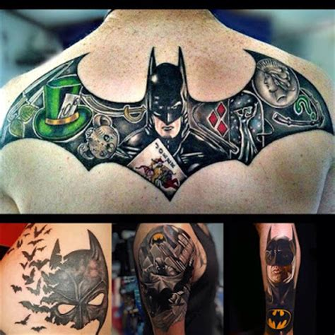 batman tattoo haha from the mind of a non geeky nerd