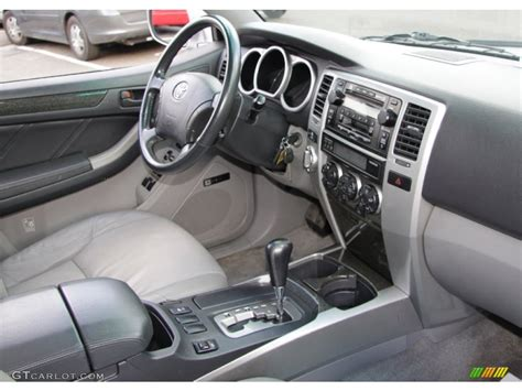 2003 Toyota 4runner Interior 2003 Toyota 4runner Limited 4x4 Interior Photo 55679621