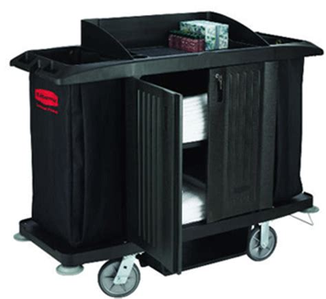 room service cart bulk rubbermaid x tra room service cart with doors hso