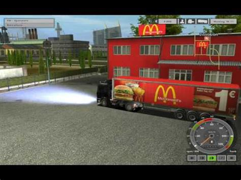 mod xe game euro truck simulator 2 euro truck simulator mods neue trucks maps trailer youtube