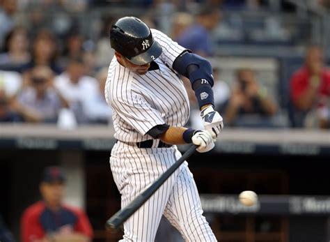 derek jeter swing analysis yankees game preview