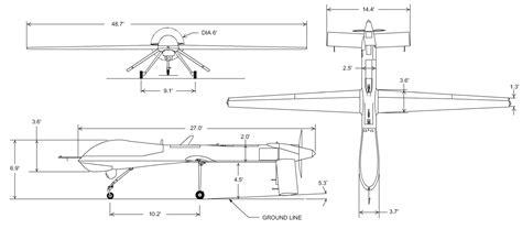 reaper layout boat uav design red20rc