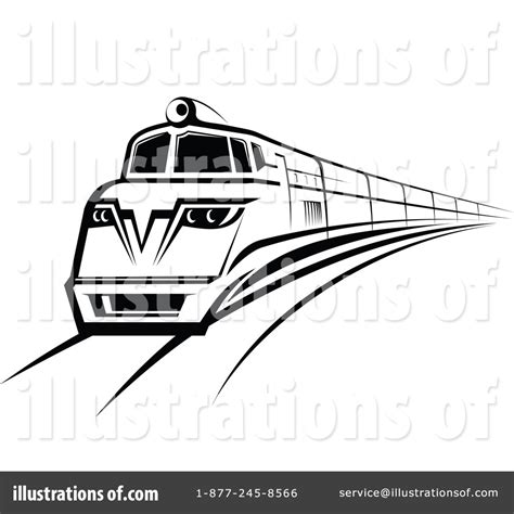 royalty free rf shark clipart illustrations vector black and white clipart train www pixshark com images