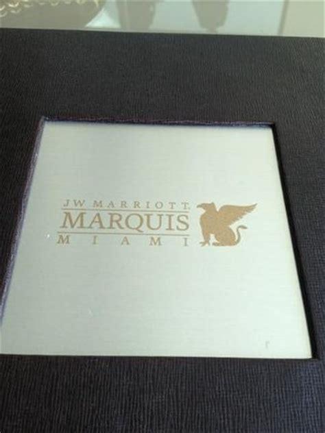 marriott marquis room service menu bathroom with tv in mirror picture of jw marriott marquis miami miami tripadvisor
