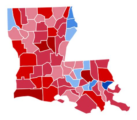 louisiana election map 2015 united states presidential election in louisiana 2012