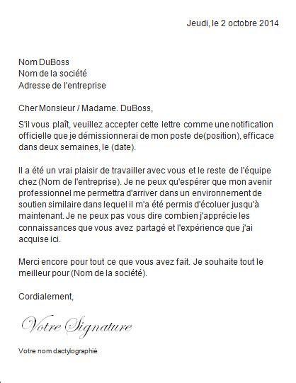 Pr Sentation Lettre Suisse Modele Lettre De Demission En Cdd Sans Preavis Document