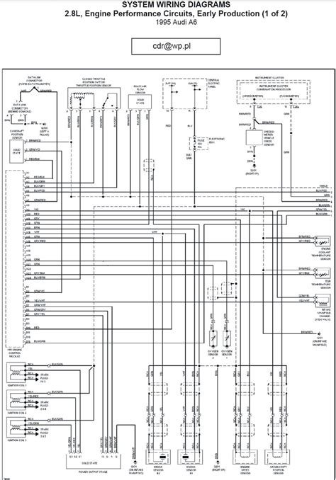 audi a6 cooling fan wiring diagram audi wiring diagrams