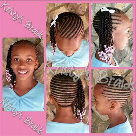 braids on black 5 year olds cute hair braiding styles for fashionista little ladies