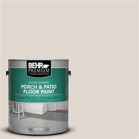 behr premium 1 gal pfc 72 white cloud gloss porch and