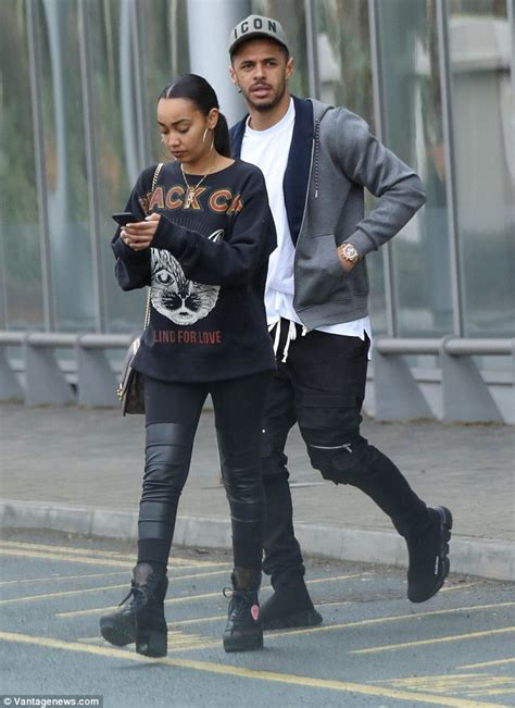 leigh anne couch leigh anne pinnock enjoys casual shopping trip with andre