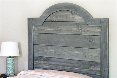 diy wood panel headboard diy headboard made with faux shiplap panels diy