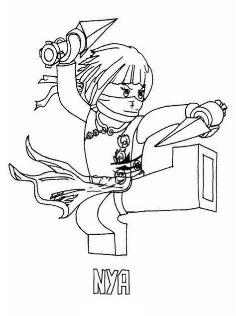 new lego ninjago coloring pages kids page lego ninjago coloring pages