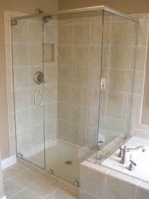 frameless shower door enclosures custom frameless shower doors traditional shower doors