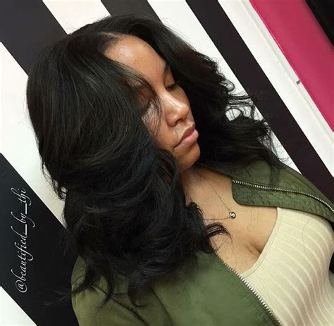 k michelle hairstyles part down the middle 1000 images about bad ass hair styles and color on