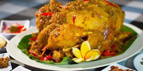 Rasa Lokal Ayam Betutu halhalal telisik kehalalan kuliner ayam betutu bali