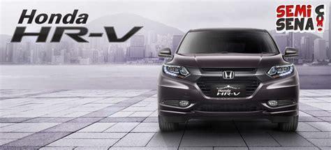 Sparepart Honda Hrv harga dan spesifikasi honda new brv sales service