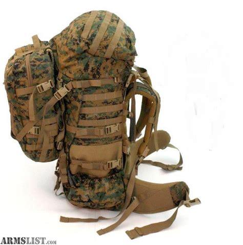 armslist for sale trade usmc arcteryx ilbe pack system
