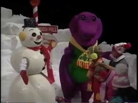 barney and the backyard gang waiting for santa dvd barney the backyard gang waiting for santa original