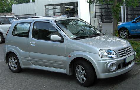Suzuki Ignis Wiki File Suzuki Ignis Sport I Front 20100704 Jpg