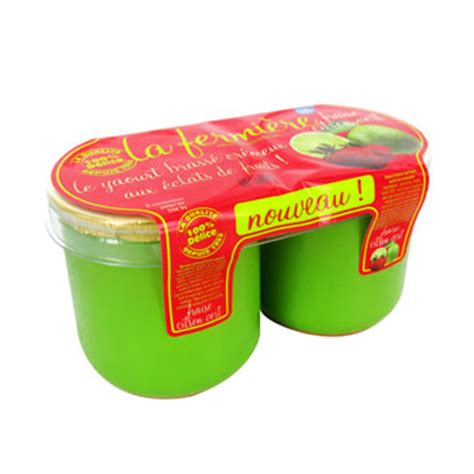 Aishaderm Feminine Hygiene 120 Gr la fermiere yaourt exotique fraise et citron vert les