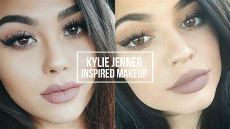 makeup tutorial creating the classic natural eye kylie jenner inspired makeup tutorial natural smoky eye
