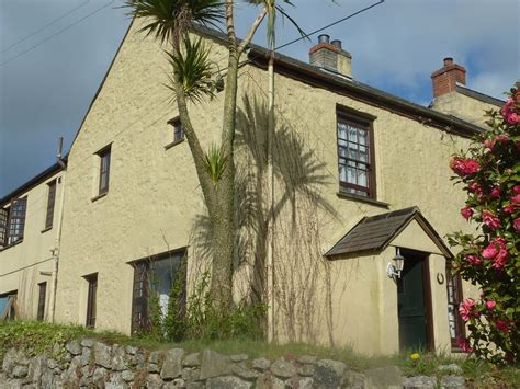 traditional cornish cottage with panoramic homeaway