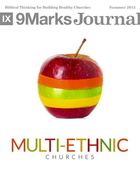 church discipline medicine for the 9marks journal books multi ethnic churches 9marks
