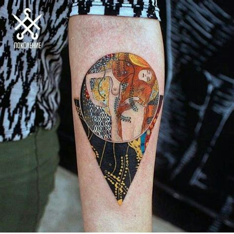 meer dan 1000 idee 235 n over klimt tattoo op pinterest