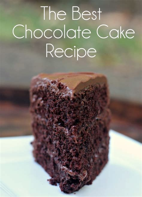 chocolate recipes chocolate cake recipe sour cream